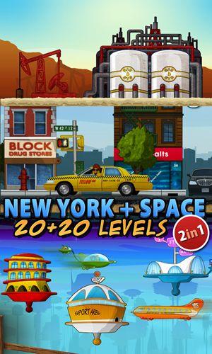 Arcade-Spiele: Lade Pipe Roll 2: Ages auf dein Handy herunter