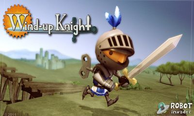 Wind up Knight captura de pantalla 1