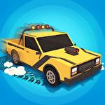 Smashy road rage: Smash up roadway! icono