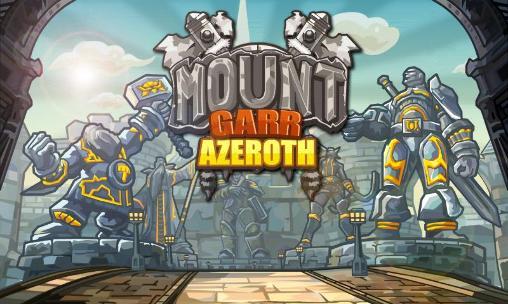 アイコン Mount Garr Azeroth