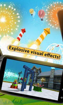 Juegos de arcade Demolition Master 3d. Holidays para teléfono inteligente