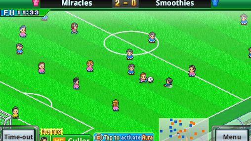 Pocket league story 2 für Android