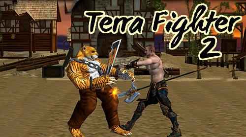 Terra fighter 2: Fighting games Screenshot