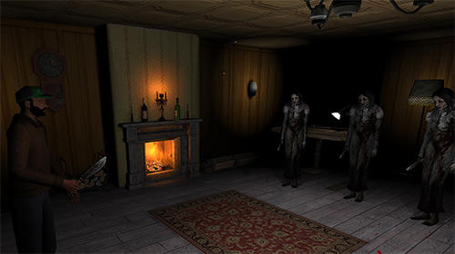 The fear 3: Creepy scream house horror game 2018 screenshot 1