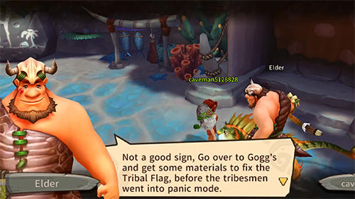 World of cavemen screenshot 1