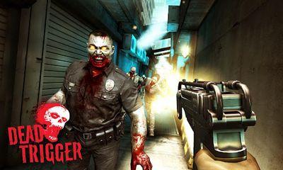 Zombie Shooter Dead Trigger auf Deutsch