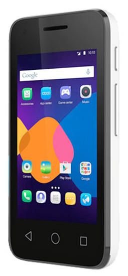 Alcatel PIXI 3 4013D apps