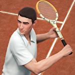 World of tennis: Roaring 20's Symbol