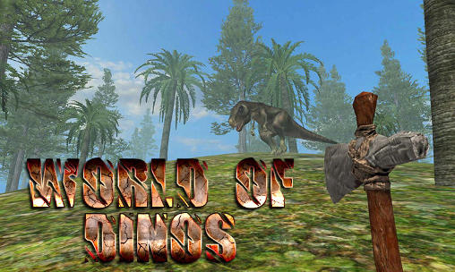 World of dinos screenshots