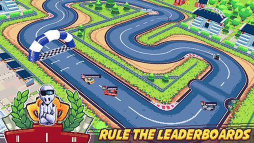 Rennspiele Built for speed: Racing online für das Smartphone