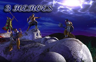 логотип Три героя