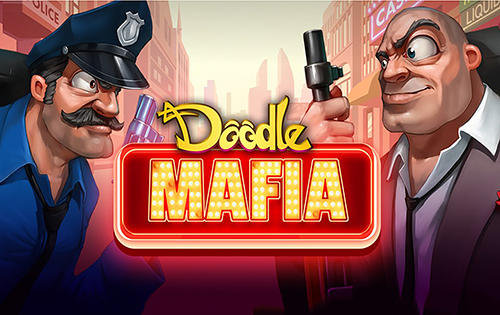 Doodle mafia blitz скриншот 1