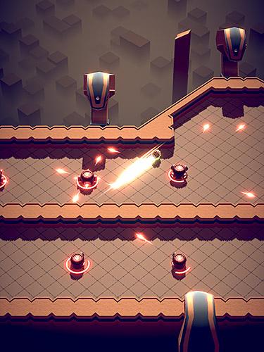 Flaming core Screenshot