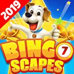 Bingo scapes: Bingo Christmas icono