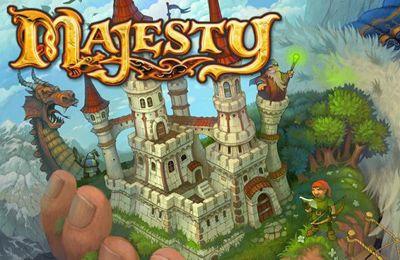 logo Majesty: The Fantasy Kingdom Sim