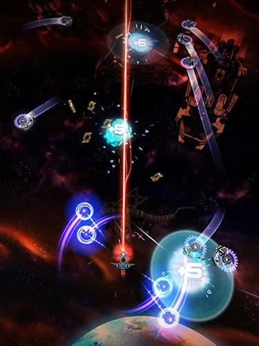 Galactic rage screenshot 1