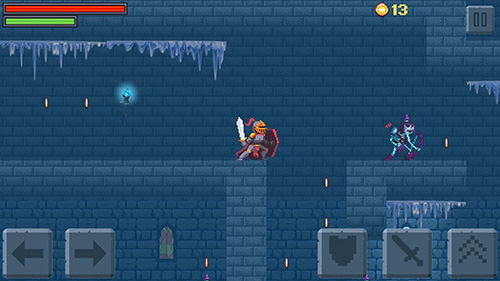 Knight's soul captura de tela 1