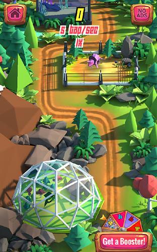 Jurassic pet: Virtual dino zoo auf Deutsch