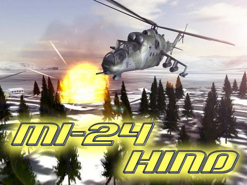 Mi-24 Hind: Flight simulator Screenshot