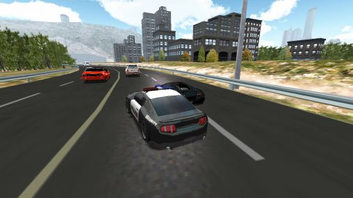 Racing challenges. Speed: ​​Car racing screenshot 1