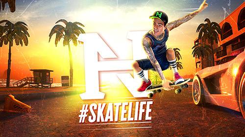 Nyjah Huston: Skatelife скриншот 1