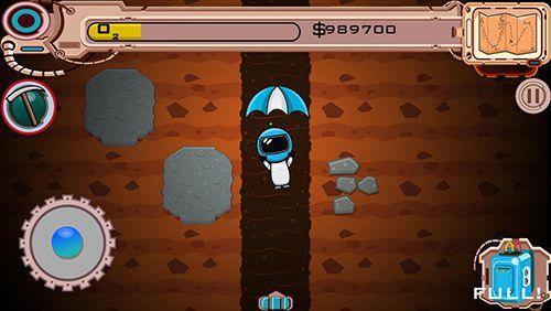 Mars Miner Universal für iPhone