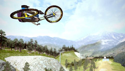 ¡Shred! Bicicleta de montaña extrema