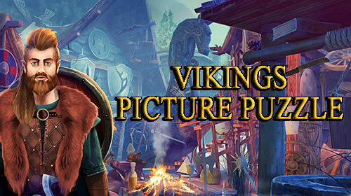 Hidden objects vikings: Picture puzzle viking game Screenshot