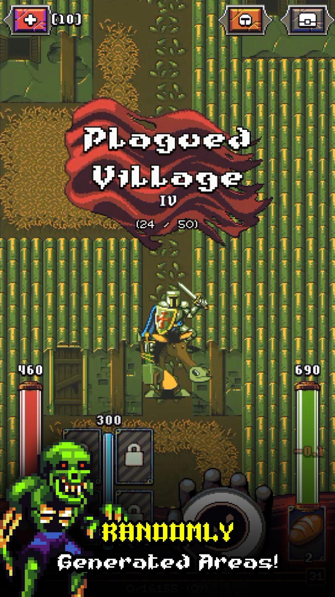 Pocket Roguelike capture d'écran 1