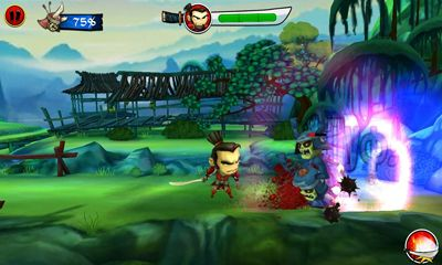 Samurai vs Zombies Defense 2 pour Android