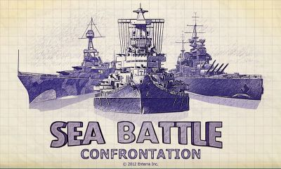Sea Battle Confrontation screenshot 1
