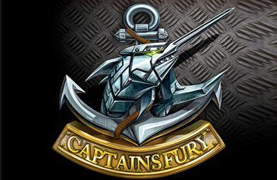 logo La furia del Capitán