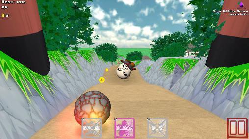 Goro Goro hero screenshot 2