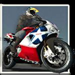 Motorbike vs police: Pursuitіконка