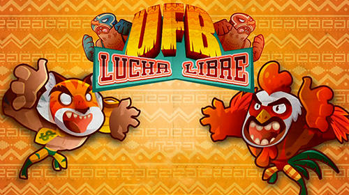 UFB lucha libre: Ultimate mexican fighting скриншот 1