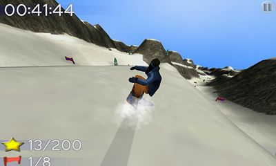 Big Mountain Snowboarding pour Android