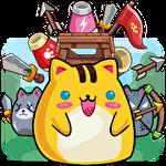 Cat'n'robot: Idle defense ícone