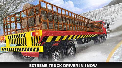 Uphill extreme truck driver 3D auf Deutsch