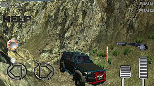 Full drive 4x4: Dirt trophy raid für Android