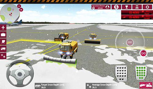 Flughafen Simulator 2 auf Deutsch