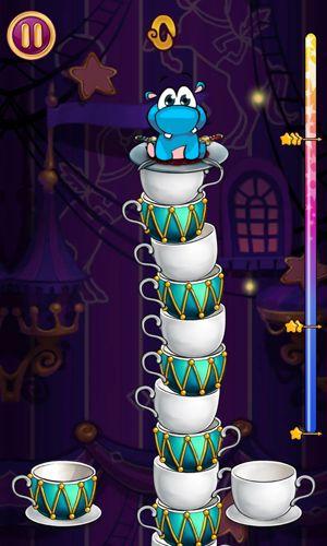 Copas celestiales para iPhone gratis