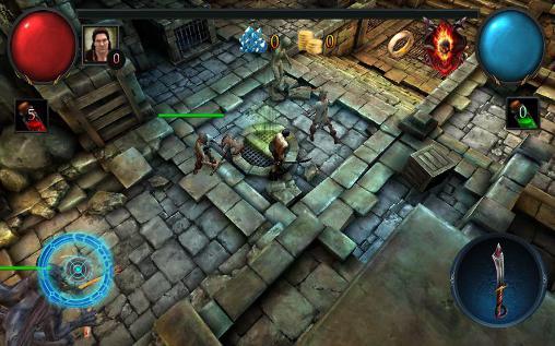Glory warrior: Lord of darkness Screenshot
