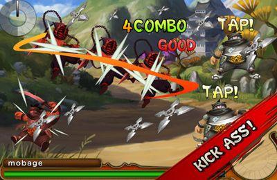 Arcade: download Ninja Royale: Ninja Action RPG to your phone