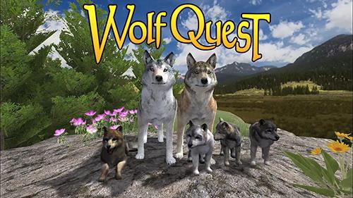 Wolf quest captura de tela 1