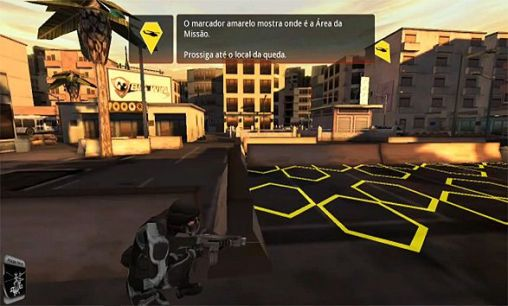 Rivals at war: Firefight for Android
