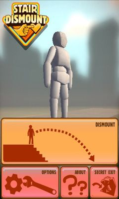 Stair Dismount captura de pantalla 1