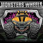 Monster wheels: Kings of crash icône