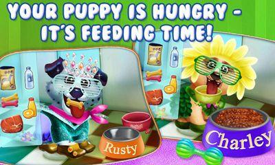 Puppy Dog Dress Up & Care en español