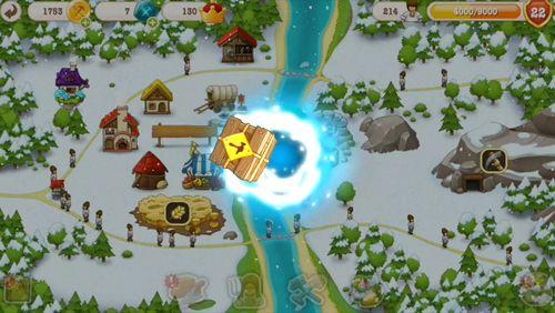 Screenshot Puzzle Craft 2 auf dem iPhone