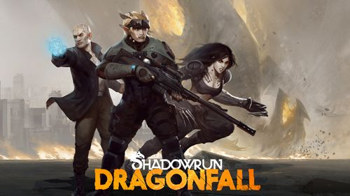 logo Shadowrun: Drachenfall